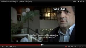 ehem.Polizei-Chef von Srebrenica über Iteztbegovic's Frage - wie mit US-präs. Clintons Vorschlag umgehen-ein Massaker an 5000 Muslims zu machen um gagnz Bosnien bombardieren zu können3