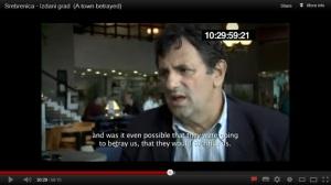 ehem.Polizei-Chef von Srebrenica über Iteztbegovic's Frage - wie mit US-präs. Clintons Vorschlag umgehen-ein Massaker an 5000 Muslims zu machen um gagnz Bosnien bombardieren zu können6